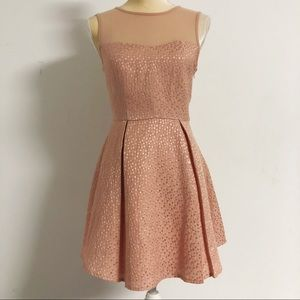 Forever 21   Illusion sweetheart dress